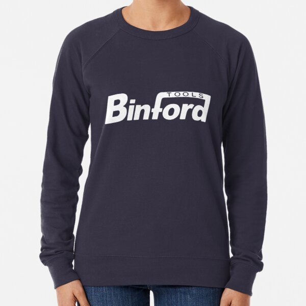 Binford Tools t-shirt - Home Improvement, Tim Taylor, Tool Time, The Tool Man Lightweight Sweatshirt