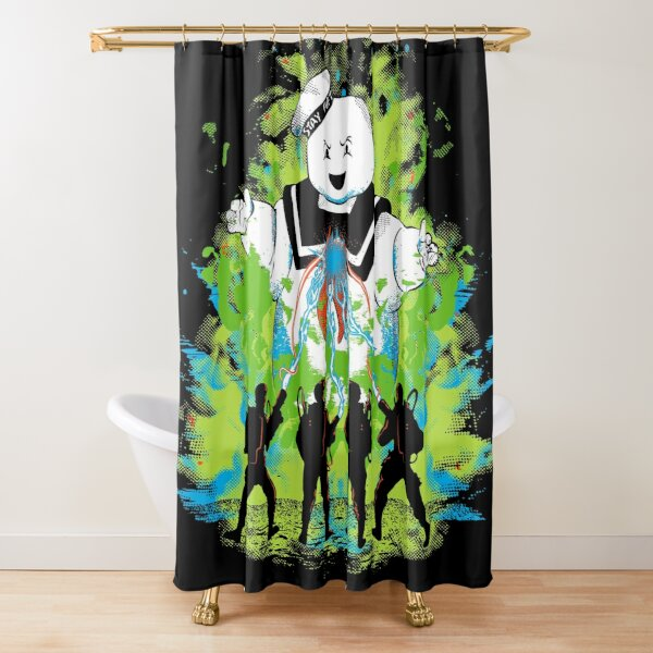 Busters Shower Curtain