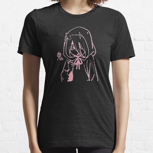 Pequeño demonio cero dos Camiseta esencial