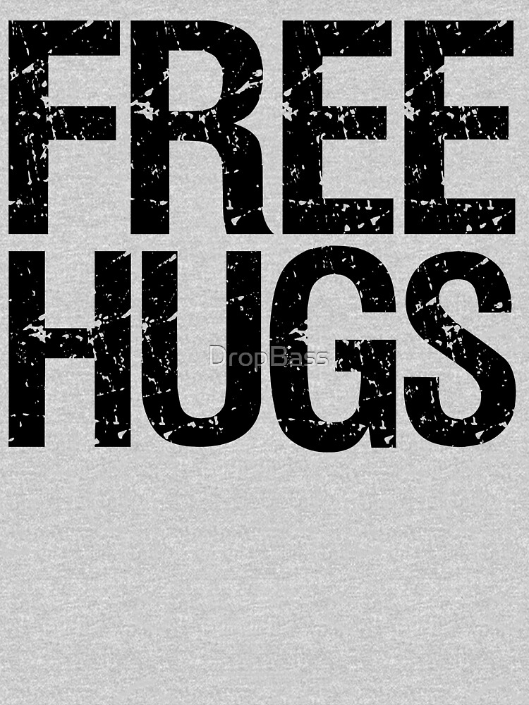 Free Hugs | Women's Relaxed Fit T-Shirt