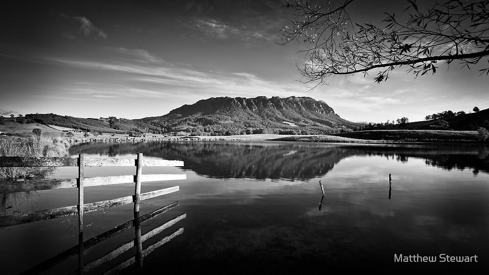 Mt Roland (iii), Sheffield, Tasmania, Australia by Matthew Stewart
