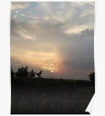 Moors Sunset Poster