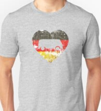 I Heart VW Campers Unisex T-Shirt