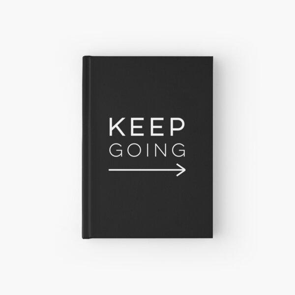 Sigue adelante Cuaderno de tapa dura