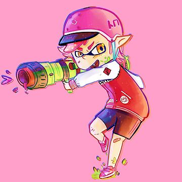 Inkling Boy by TacticianLucina