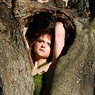 Tree Nymph by Karen K Smith