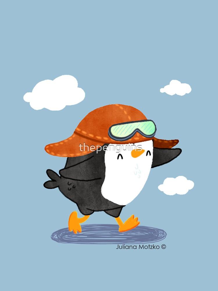 Penguin Aviator by thepenguins