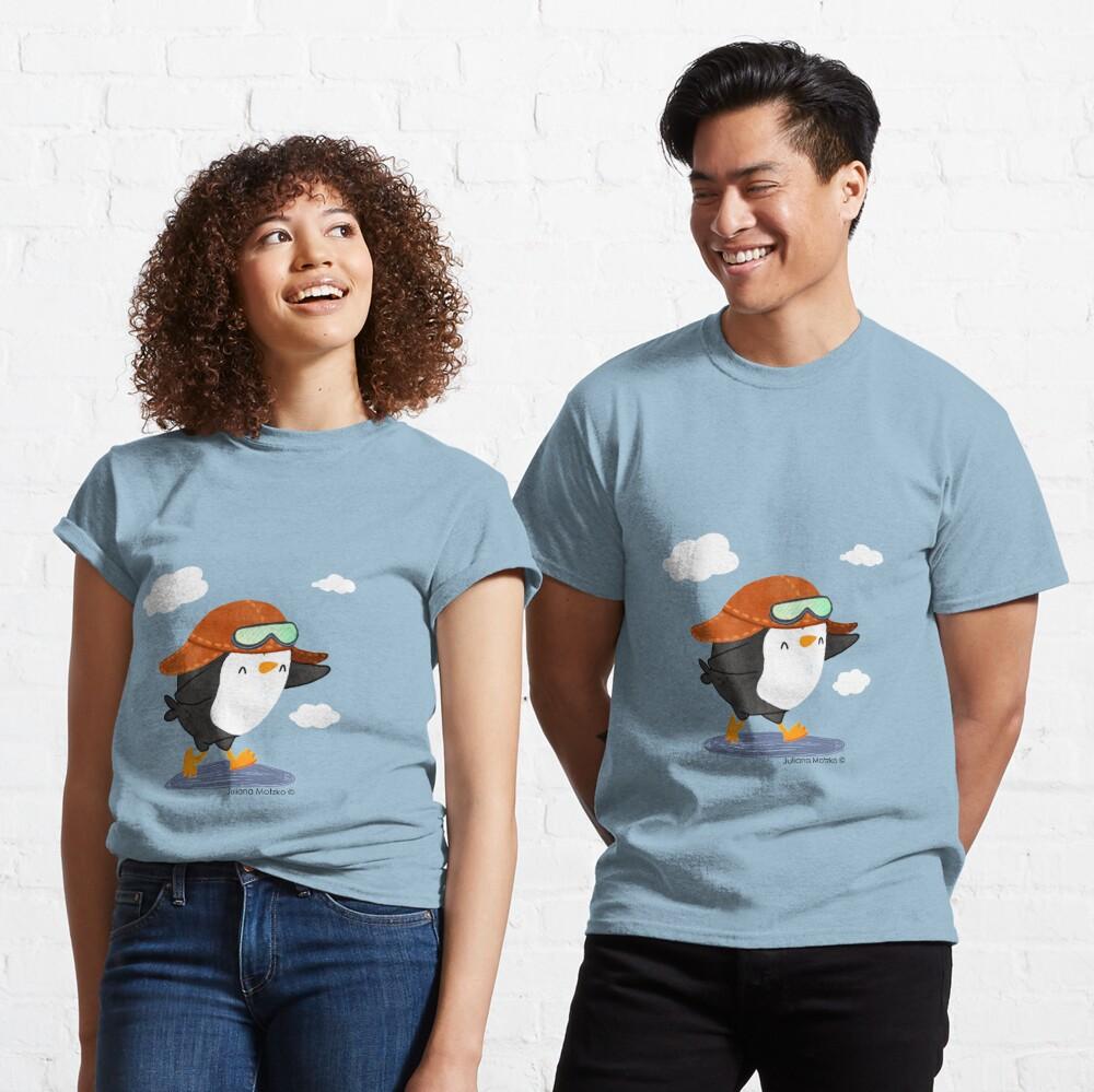 Penguin Aviator Classic T-Shirt