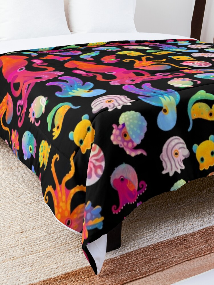 Alternate view of Cephalopod Comforter