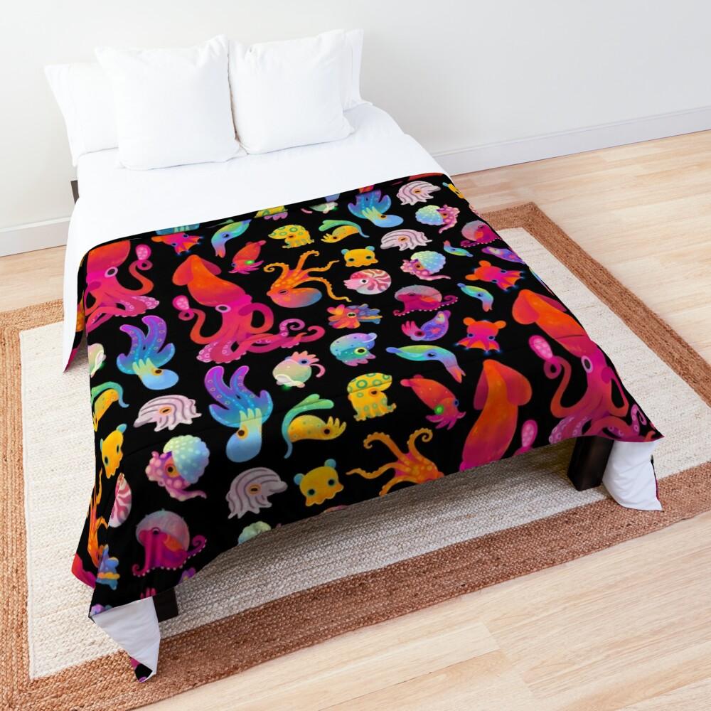 Cephalopod Comforter