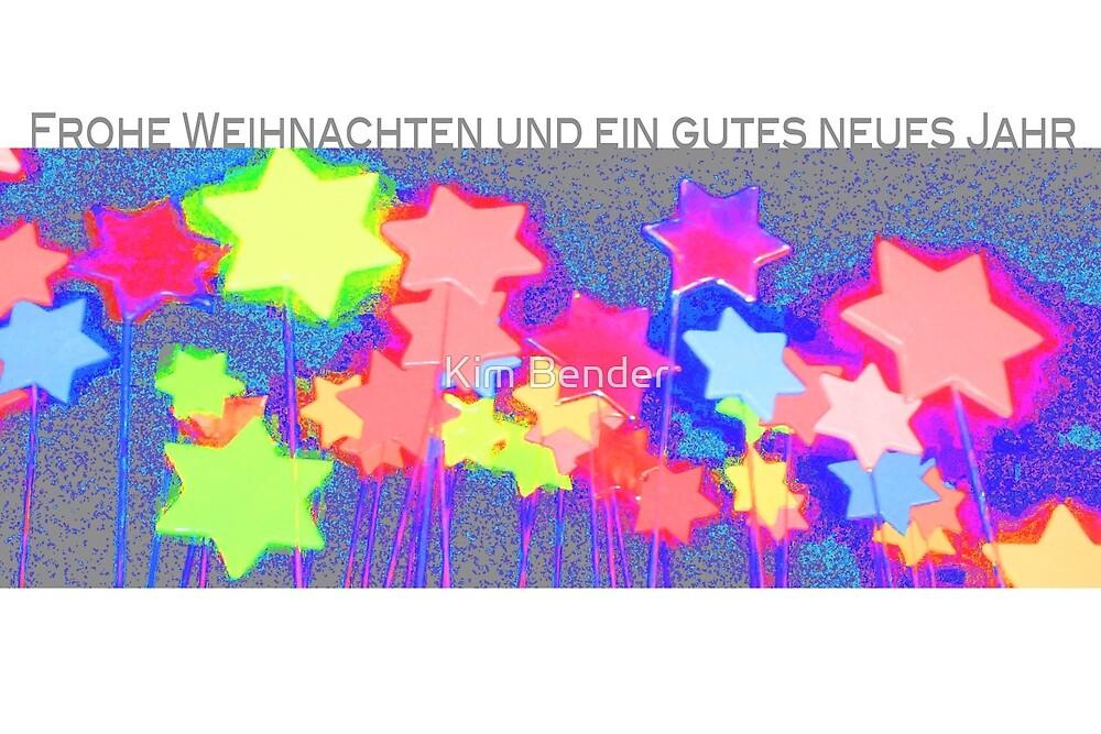 Pop Art Stars 1 (Deutsch) by Kim Bender
