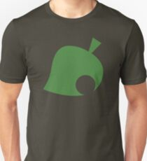 Animal Crossing Leaf Unisex T-Shirt