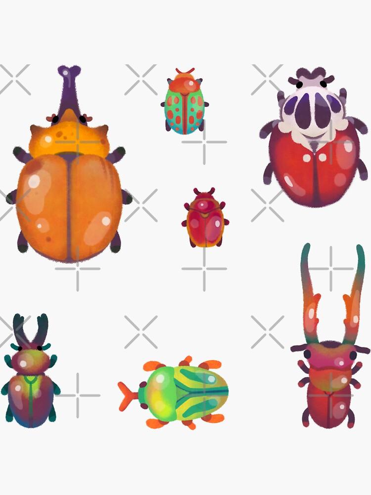Beetle by pikaole