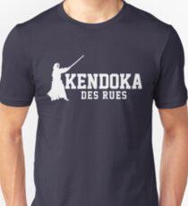 Kendoka des rue T-Shirt