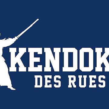 Kendoka des rue by Guidux