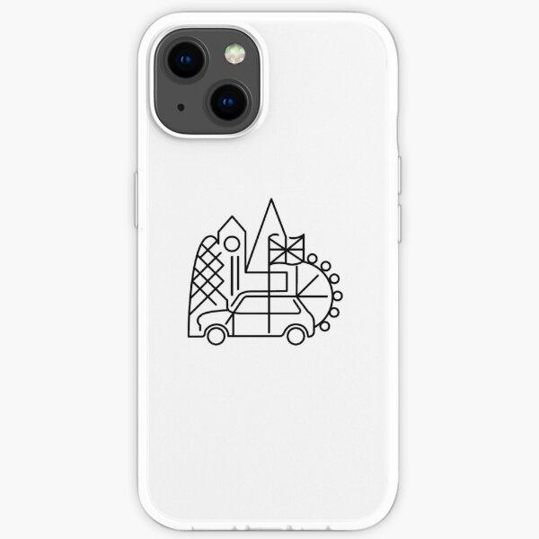 scBC Mini Skyscape iPhone Flexible Hülle