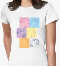 6 Main_squares 3 T-Shirt