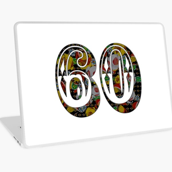 60 from canalsbywhacky Laptop Skin