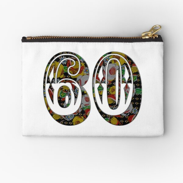 60 from canalsbywhacky Zipper Pouch