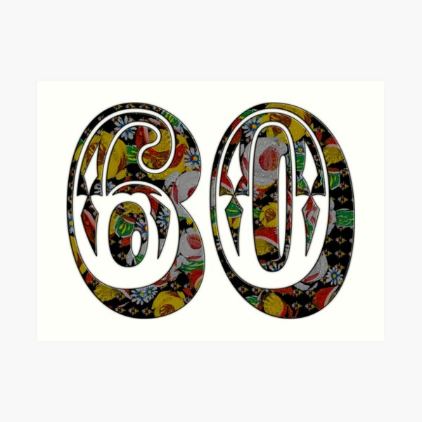 60 from canalsbywhacky Art Print