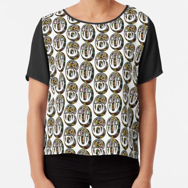 60 from canalsbywhacky Chiffon Top