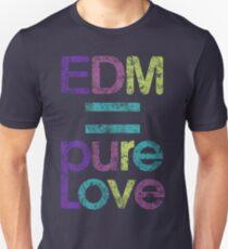 EDM = Pure Love T-Shirt
