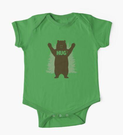 Bear Hug (Light) Kids Clothes