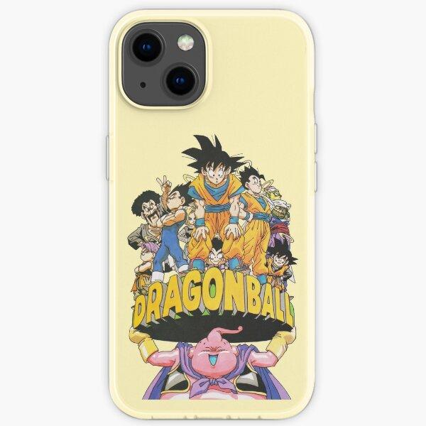 Dragon Ball - Buu World Vintage  iPhone Soft Case