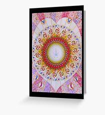 Bodhi Heart Greeting Card