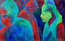 The Sleepwalkers by Maya Hiort Petersen