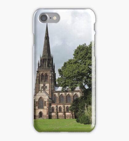 Divine In My Heart iPhone Case/Skin