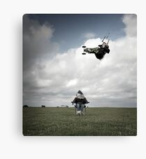 Not Interested!? Canvas Print