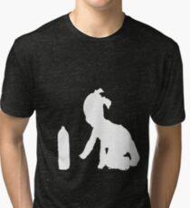 """""""Spray Can Girl """" Clothing Tri-blend T-Shirt"""