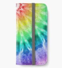 Rainbow Tie Dye 2 iPhone Wallet/Case/Skin