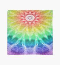 Rainbow Tie Dye 2 Scarf