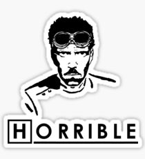 Dr. House's Horrible Sing-Along Sticker