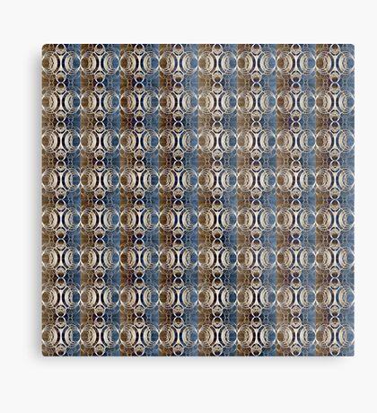 Pattern #8 Metal Print