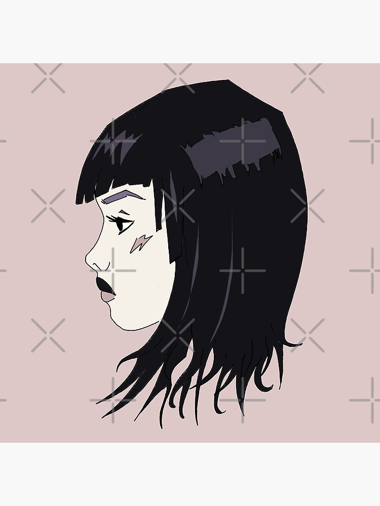 Whatever  - goth girl by EmilyBickell
