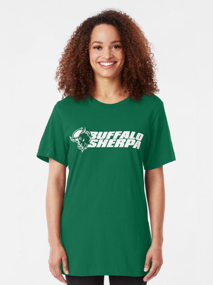 Alternate view of Buffalo Sherpa Slim Fit T-Shirt