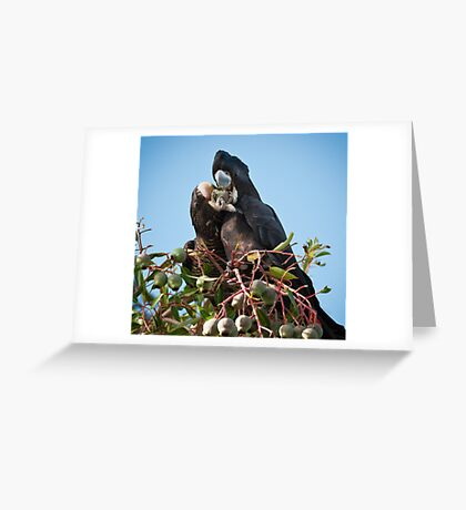 """""""All About Sharing"""" Greeting Card"""