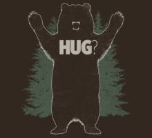 Bear Hug (Dark) T-Shirt