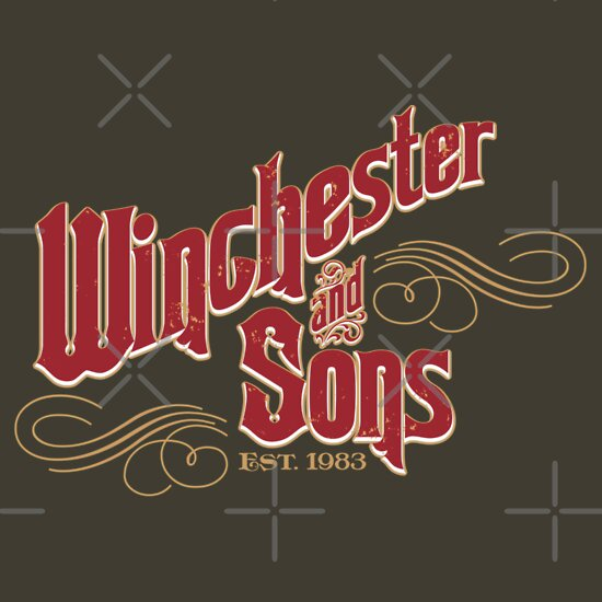 TShirtGifter presents: Winchester & Sons