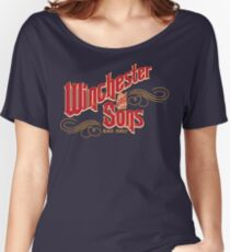 Winchester & Sons Women's Relaxed Fit T-Shirt