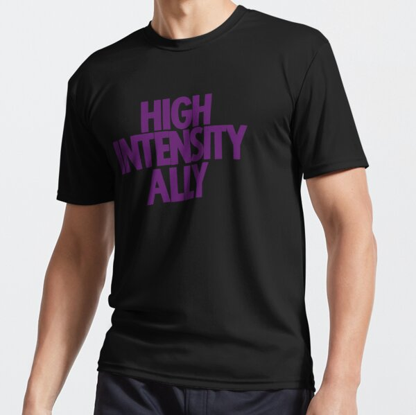 High Intensity Ally Active T-Shirt