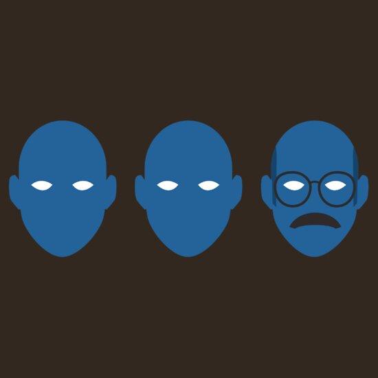TShirtGifter presents: I'm afraid I just blue myself