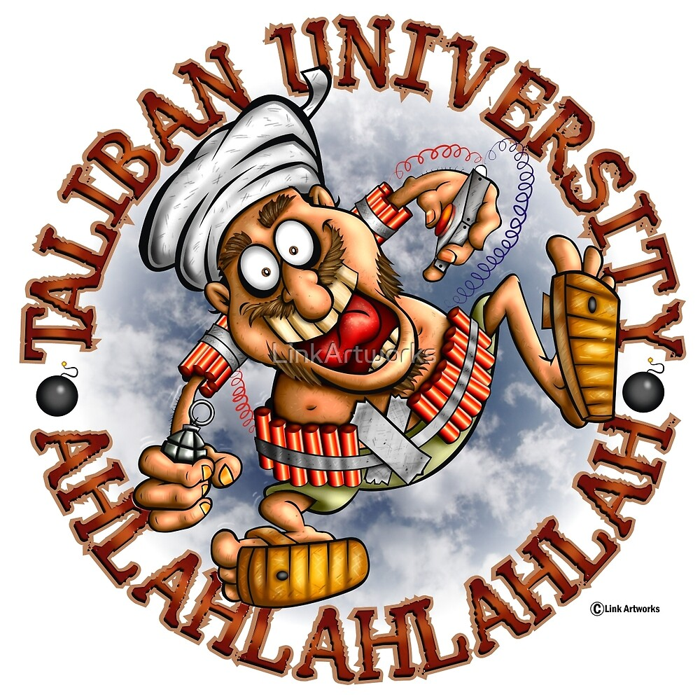 Taliban University  by LinkArtworks