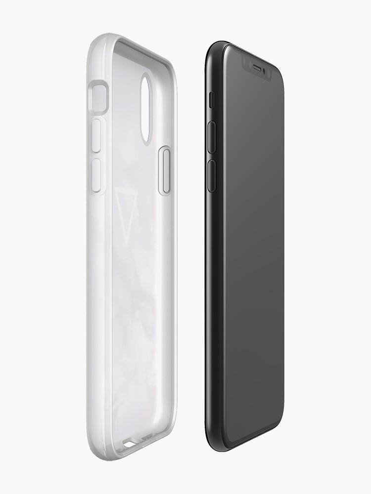 Alternative Ansicht von Geometrisch // Galaxie iPhone-Hüllen & Cover