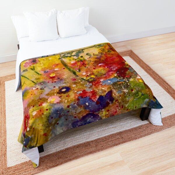 Floral Fantasy. Comforter