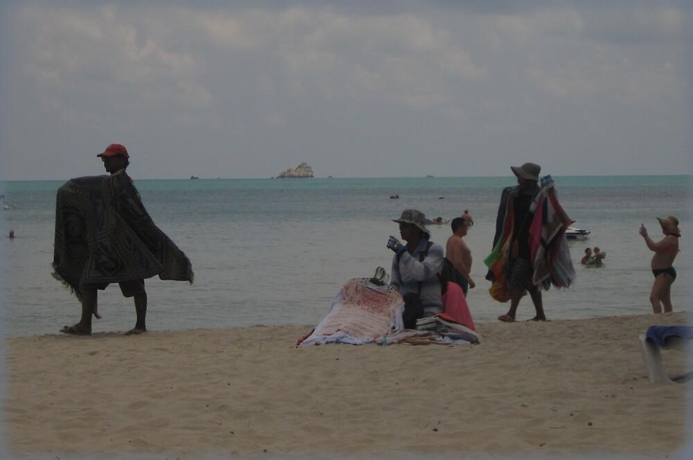 Beach Business by DAdeSimone