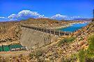 Elephant Butte Dam by Bill Wetmore